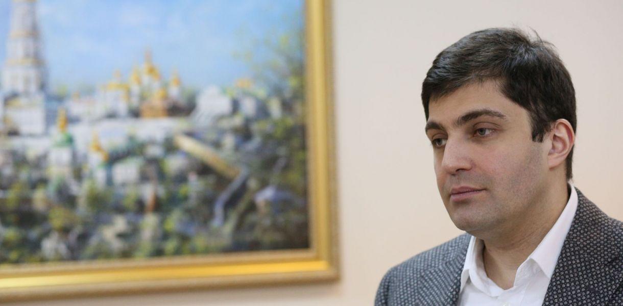 Сакварелидзе вошел в первую пятерку партии Саакашвили