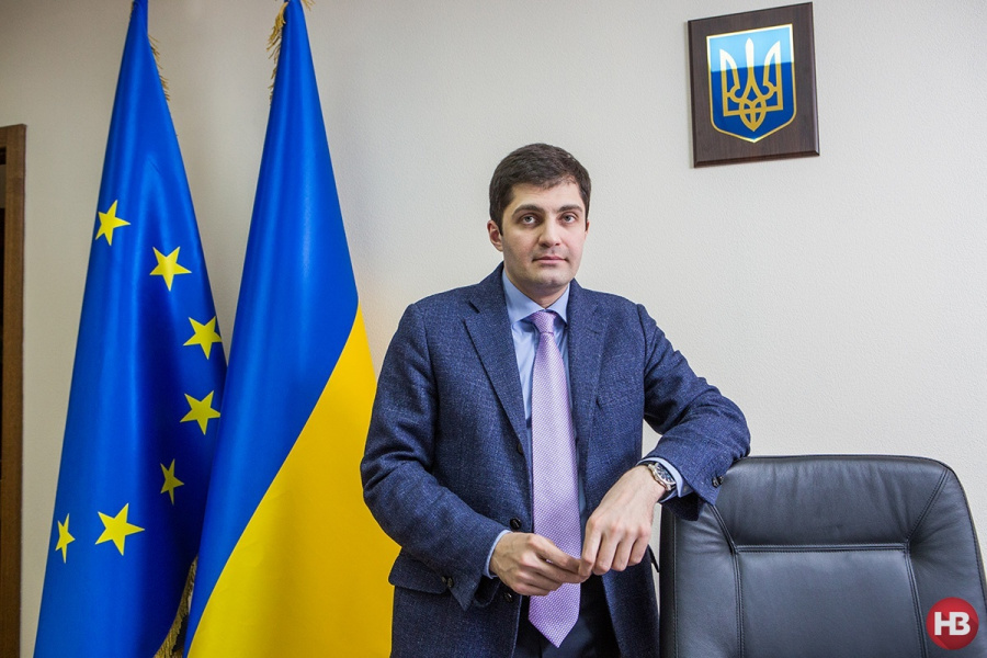 Давід Сакварелідзе оголосив про перевірку УКРІНФОРМ юракадемії Ківалова